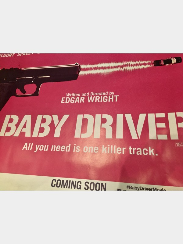 """Baby Driver """"Teaser"""""""