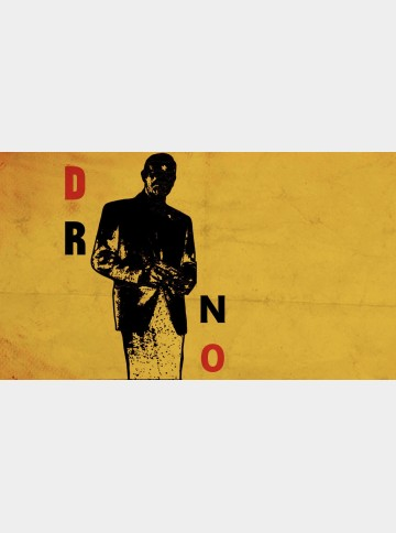 DR NO - 50 Years Of Bond Posters Exhibition